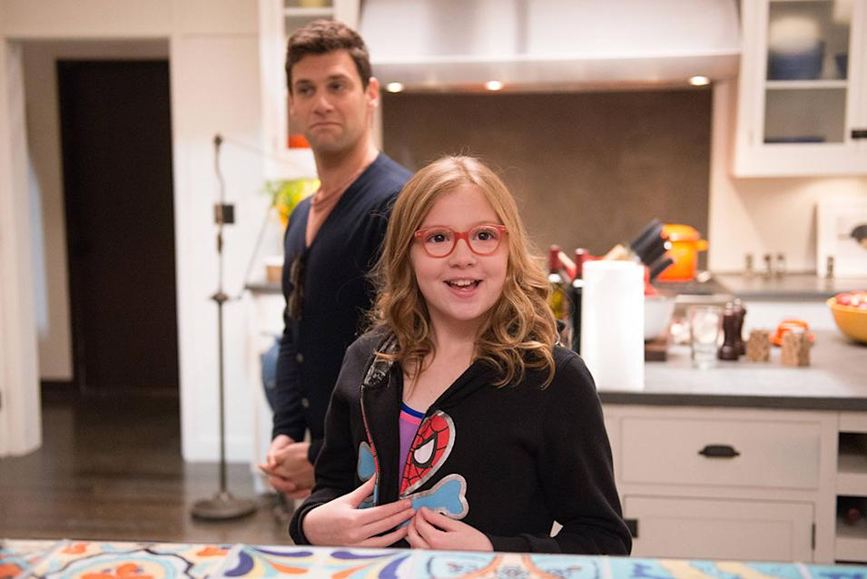 """The New Normal"" Justin Bartha and Bebe Wood"