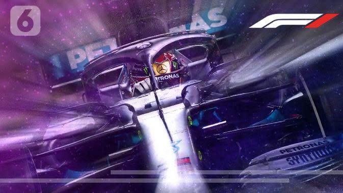 ilustrasi F1 (Liputan6.com/Abdillah)