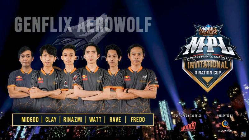 Menjajaki peluang juara Genflix Aerowolf di MPL ID Season 6