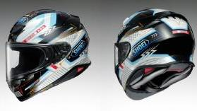 SHOEI推出Z-8帽款限量「ARCANE」彩繪