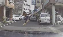 女慣竊偷銀樓事跡敗露 竟開車拖行員警