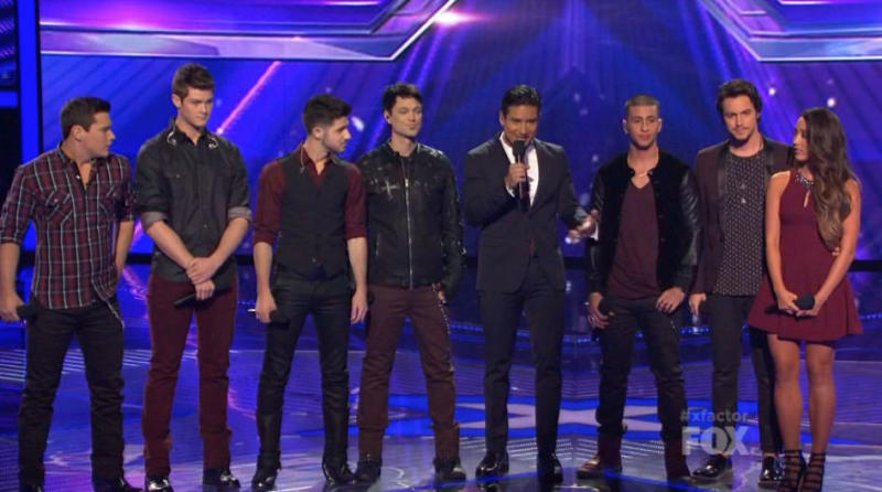 'The X Factor' Semifinals Results: The End of the Road