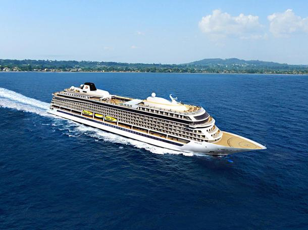 Viking to launch ocean cruise line