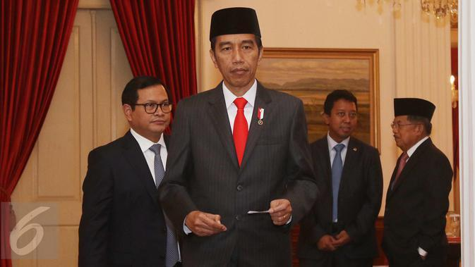 Jokowi Tunjuk Kepala Bakamla Baru PenggantiTaufiqoerrochman, Siapa Dia?