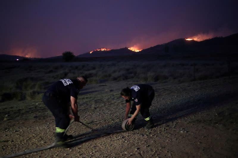 Australia's NSW state calls end to brutal fire season
