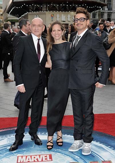Iron Man 3 - Special Screening - Arrivals