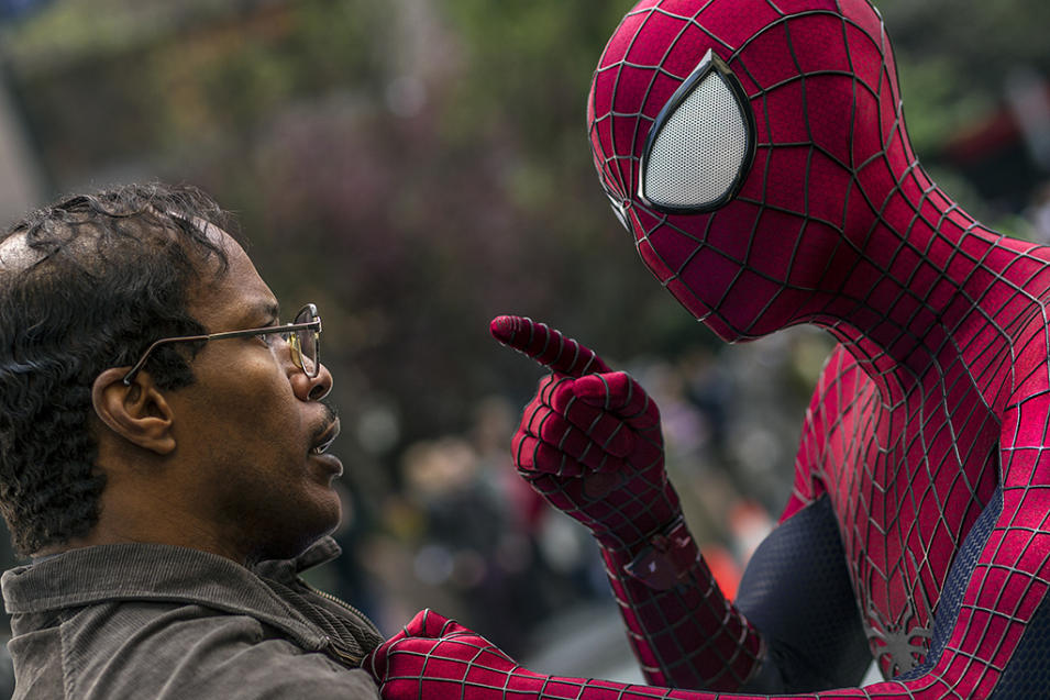 """Amazing Spider-Man 2"" Movie Stills"