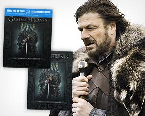Win 'Game of Thrones' Season 1 on Blu-ray and DVD from Yahoo! TV