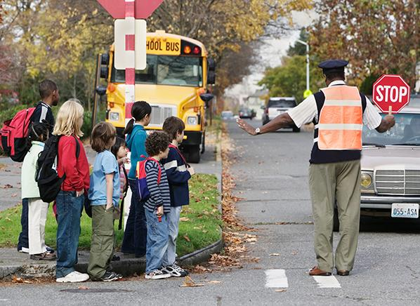 How to get to school safely
