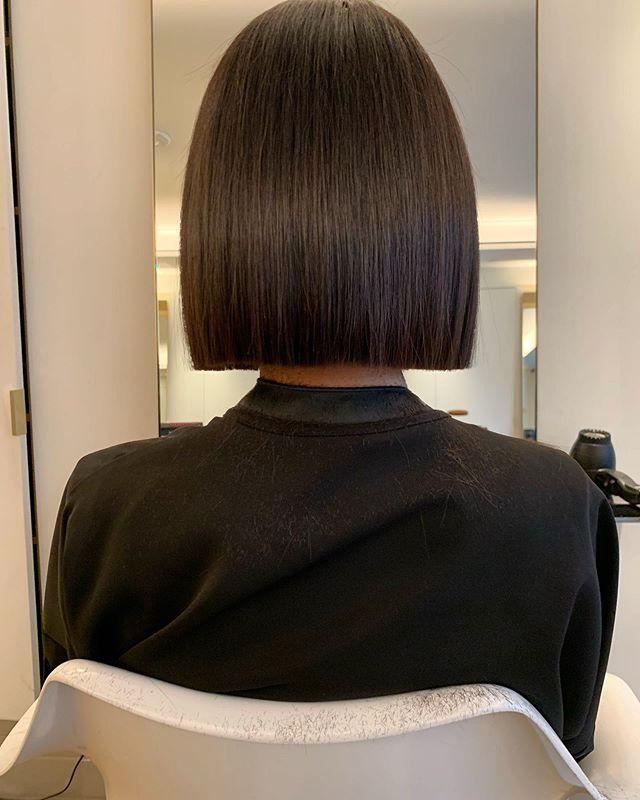 "<p>I typically go see <a href=""https://www.instagram.com/dhiranmistry_/?hl=en"" target=""_blank"">Dhiran</a> once every three months to maintain my bob. I last went in February and am now in the dreaded 'in-between' phase. Now, I've been trying to have fun with my awkward hair length by playing with pigtails and not sweating the small stuff.  But I really miss having wash-and-go hair that is unfussy whether I style it or not for the month or so after I get it cut. That's the best part about Dhiran's haircuts—they allow me to put minimal effort into my hair on a day-to-day basis and still feel fabulous. Aside from the fact that I feel most myself with a cropped, blunt bob, I miss the ritual of feeling like I am maintaining myself in such a distinct way. But truthfully, Dhiran has become a great friend and I look forward to telling him about my life, hearing about his family, and in general just chatting away. –<em> <a href=""https://www.instagram.com/roxanne_adamiyatt/?hl=en"" target=""_blank"">Roxanne Adamiyatt</a>, Senior Digital Lifestyle Editor, Town & Country</em><br></p><p><a href=""https://www.instagram.com/p/B7doBe9AXaP/"">See the original post on Instagram</a></p>"