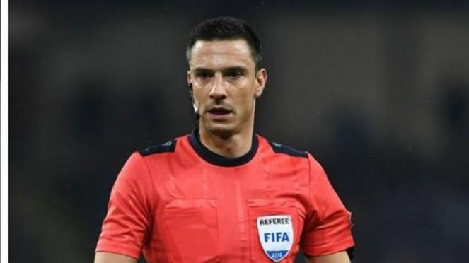 Wasit Liga Champions, Slavko Vincic