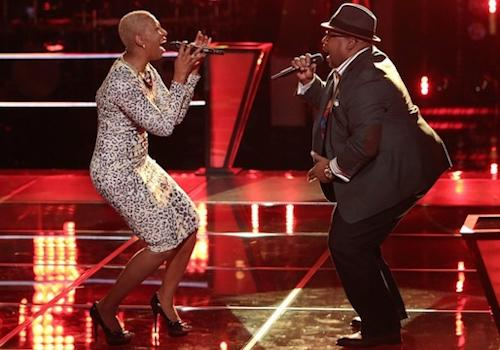 'The Voice' Battles, Round 2, Pt. 2: 'Man's World,' A Great Big World, and Planet Sisaundra