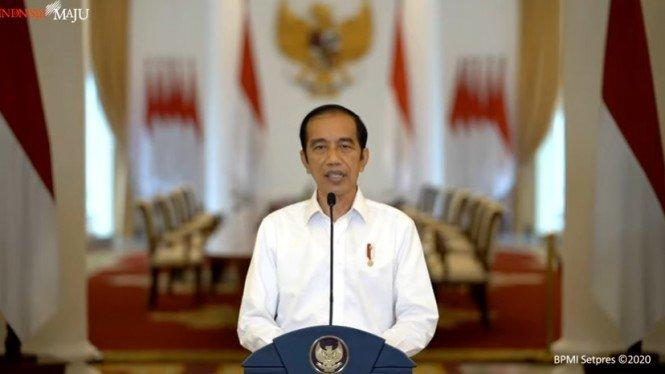 Jokowi Minta Forum Kebencanaan PBB 2022 di Bali Ikut Promosikan Wisata