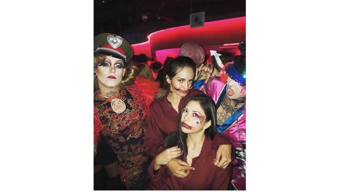 Enzy Storia dan Jessica Mila (Sumber: Instagram/@jscmila)