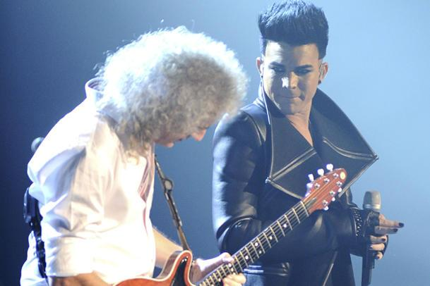 Thank You, Internet: Adam Lambert & Queen's Entire Kiev Concert Is Now Online