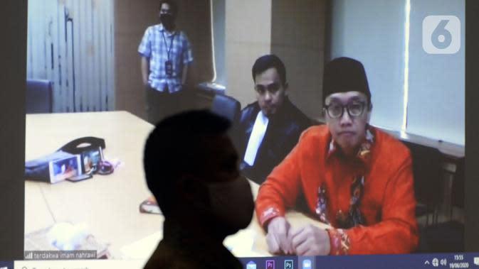 Selain Vonis 7 Tahun, Hakim Cabut Hak Politik Eks Menpora Imam Nahrawi Selama 4 Tahun