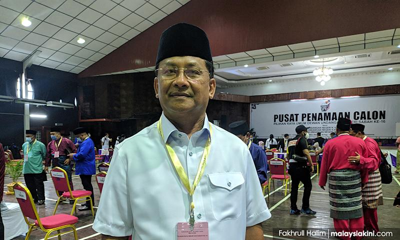 Warisan veep brushes off claims of making overtures to PBS