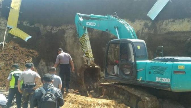 Deretan Bencana Alam di Jabar Sepanjang Januari-November 2019