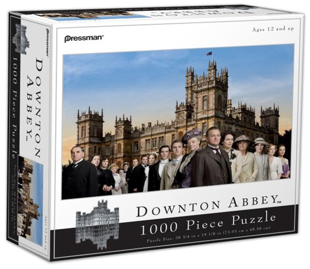 Downton Abbey Puzzle