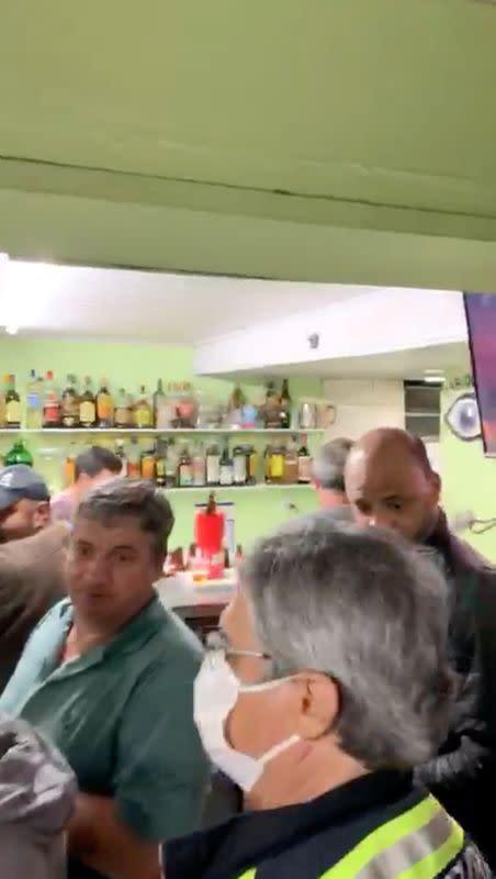 Pet shop speakeasy busted in Brazilian city
