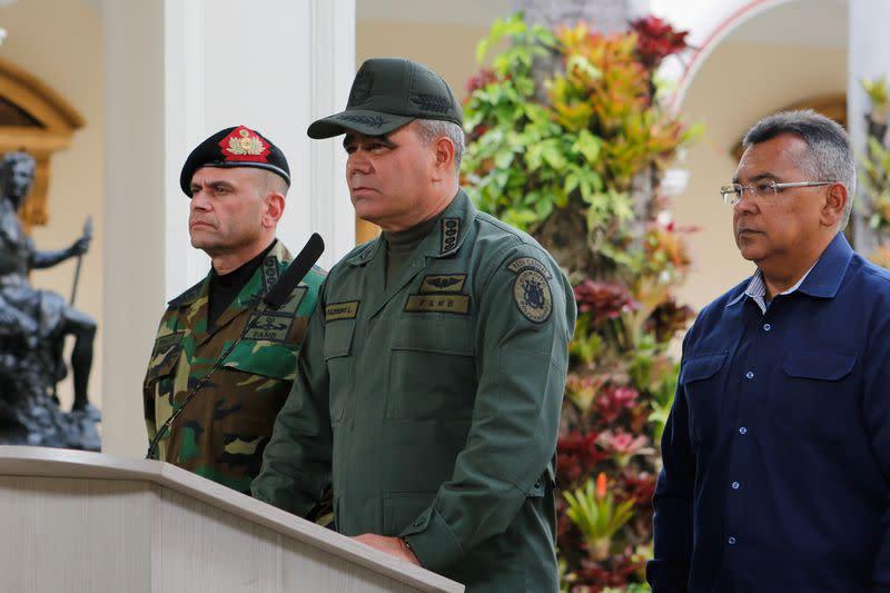 Venezuela's military to escort Iranian fuel tankers - defense minister