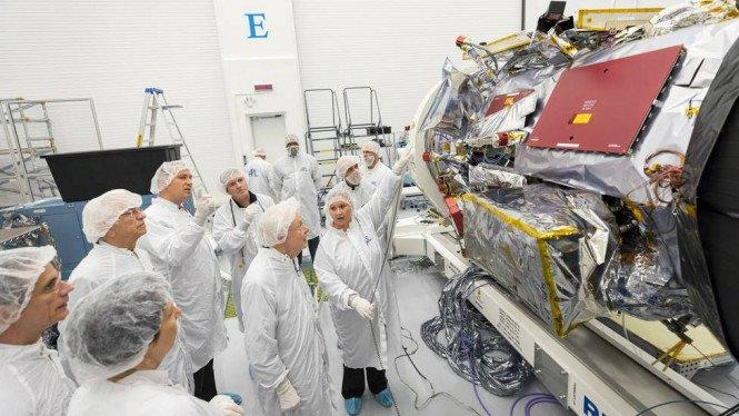 NASA Kirim Pesawat Lagi untuk Pelajari Corona