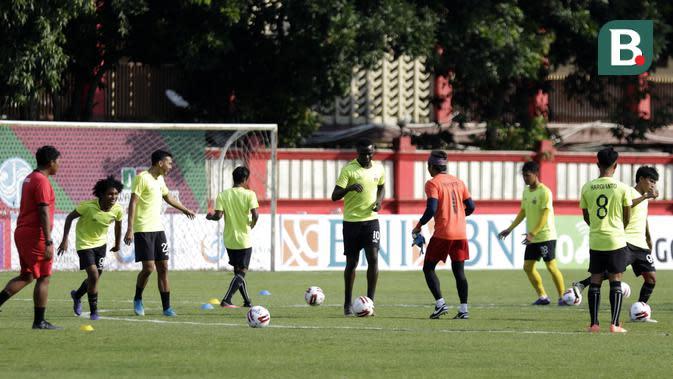 Antisipasi Penyebaran Virus Corona, Bhayangkara FC Berencana Melakukan Tes Kesehatan