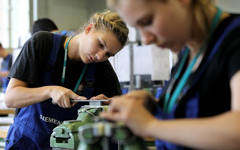 Measures to help combat youth umemployment are expected to be announced this week - Sean Gallup/Getty Images