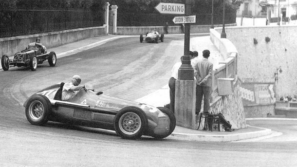 May 21: Juan Manuel Fangio wins the Monaco Grand Prix on this date in 1950