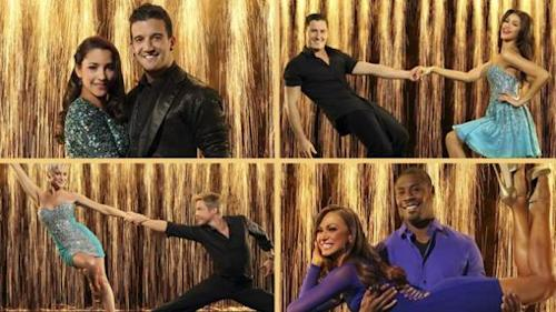 The final 4 from 'Dancing With The Stars' -- ABC