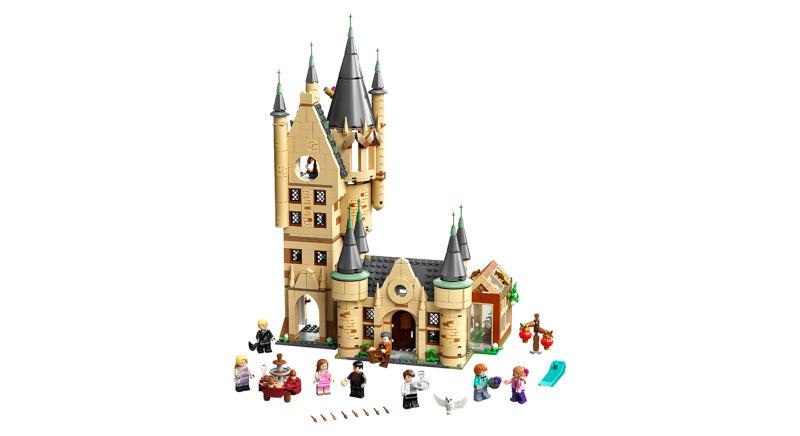 LEGO Harry PotterHogwarts Astronomy Tower