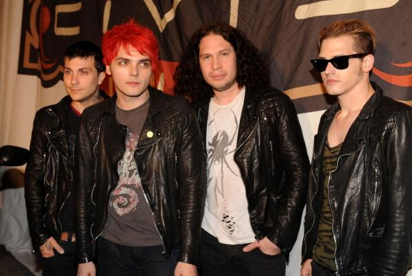 My Chemical Romance Call It Quits After A Dozen Years