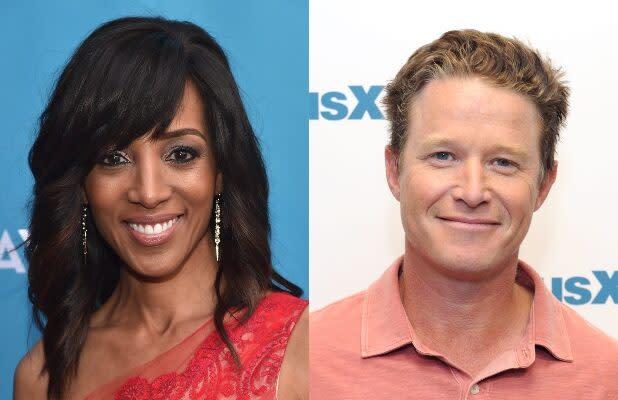 Shaun Robinson Slams Former 'Access Hollywood' Co-Host Billy Bush for 'White Privilege'