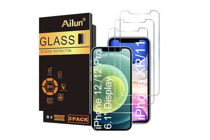 Ailun Glass Screen Protector for iPhone 12 Pro