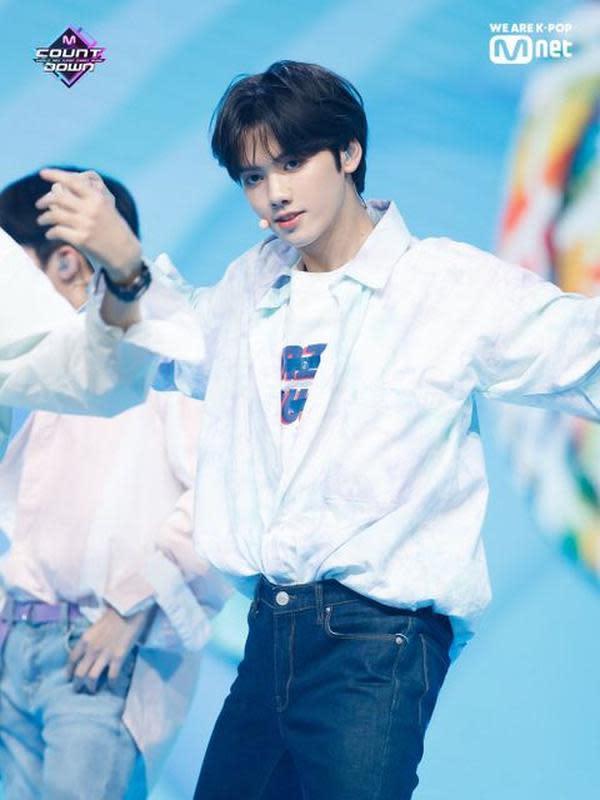 Kang Minhee (Mnet)