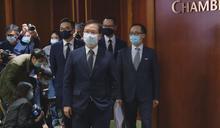 陳茂波:人大撤四立會議員資格與國安法精神一脈相承