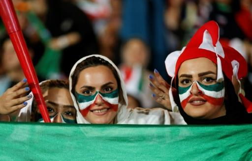 The decision to throw open the gates of Tehran's 100,000 capacity Azadi Stadium came after Iran's opening win over Morocco triggered rare street celebrations