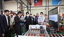 副總統:把危機當作轉機 一起讓臺灣產業變得更好