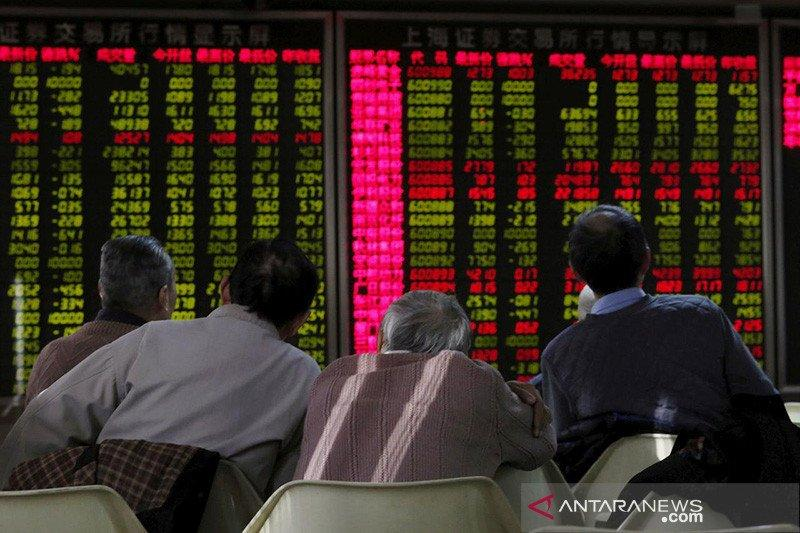 Bursa Saham China dibuka melemah, setelah naik 2 hari beruntun