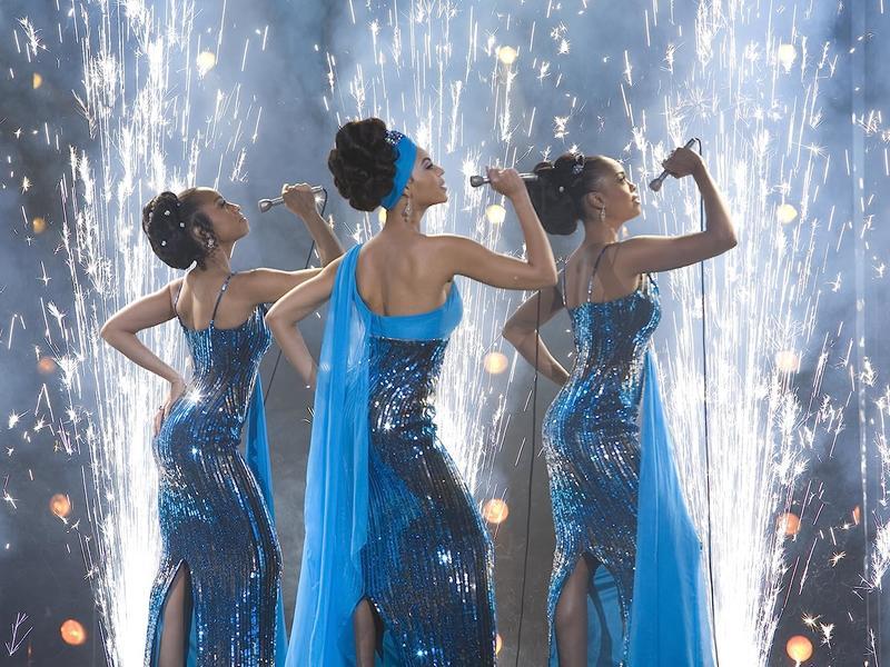 《夢幻女郎》(Dreamgirls,  2006)