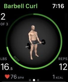 best fitness apps apple watch gymaholic1