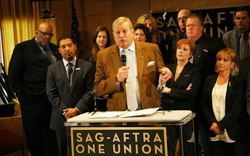 SAG-AFTRA Planning Contract Talks for 2014