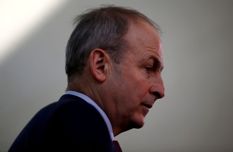 Irish coalition deal set to make Micheal Martin PM until end of 2022