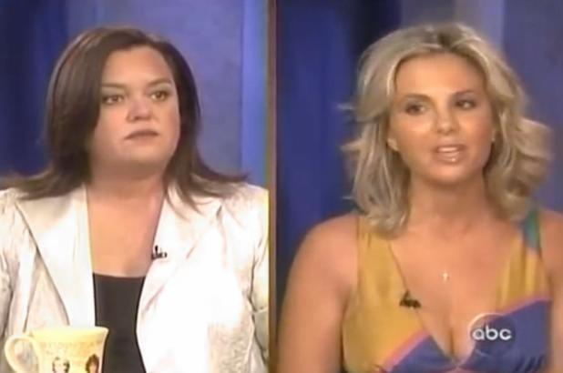 Rosie O'Donnell Responds to Elisabeth Hasselbeck With Rehash of 'View' Torture Fight