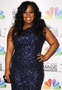 Glee's Amber Riley Dropped Two Dress Sizes: How Did She Do It?