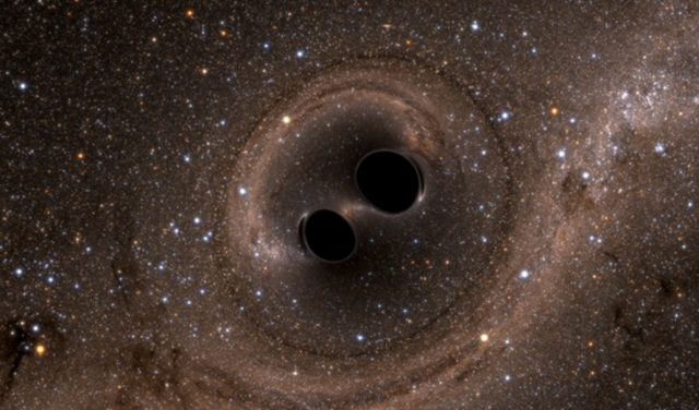 binary black hole collision ligo sxs