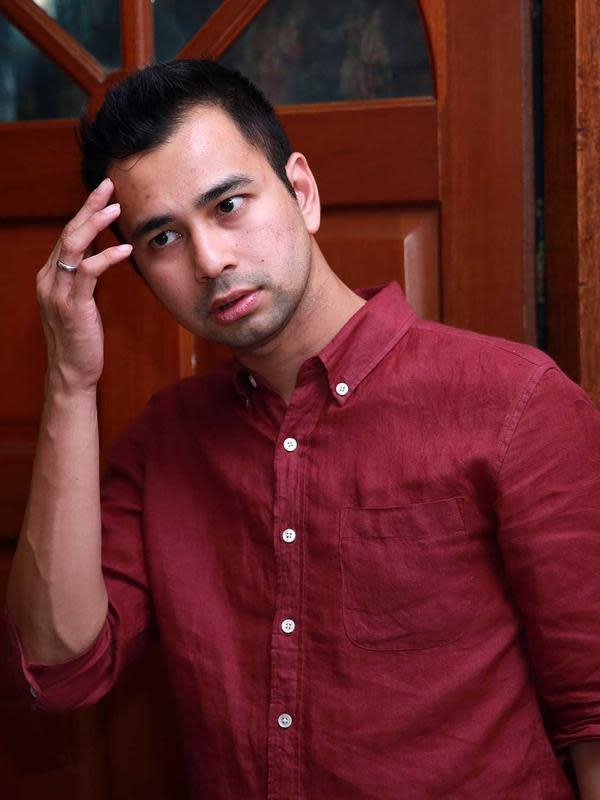 Raffi Ahmad (Deki Prayoga/Bintang.com)