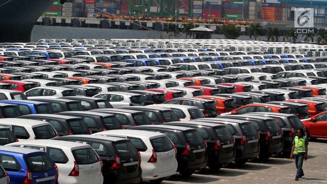 Top3 Berita Hari Ini: Ekspor Mobil Anjlok dan Stok Mobil Lelang Berlimpah