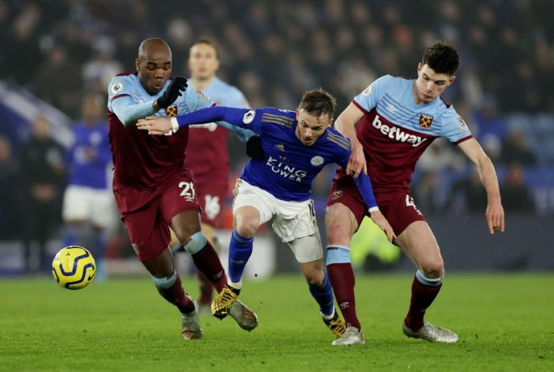 Premier League - Leicester City v West Ham United