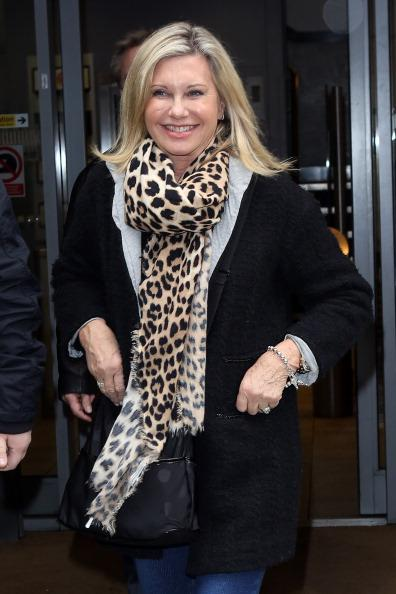 Olivia Newton-John Stands by Sister With Cancer Diagnosis